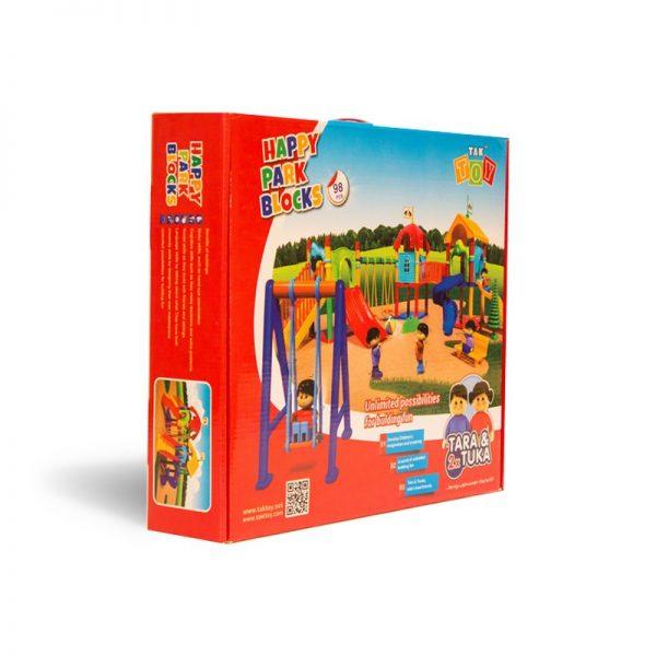 happy park blocks-بازی فکری پارک بلوک های شاد